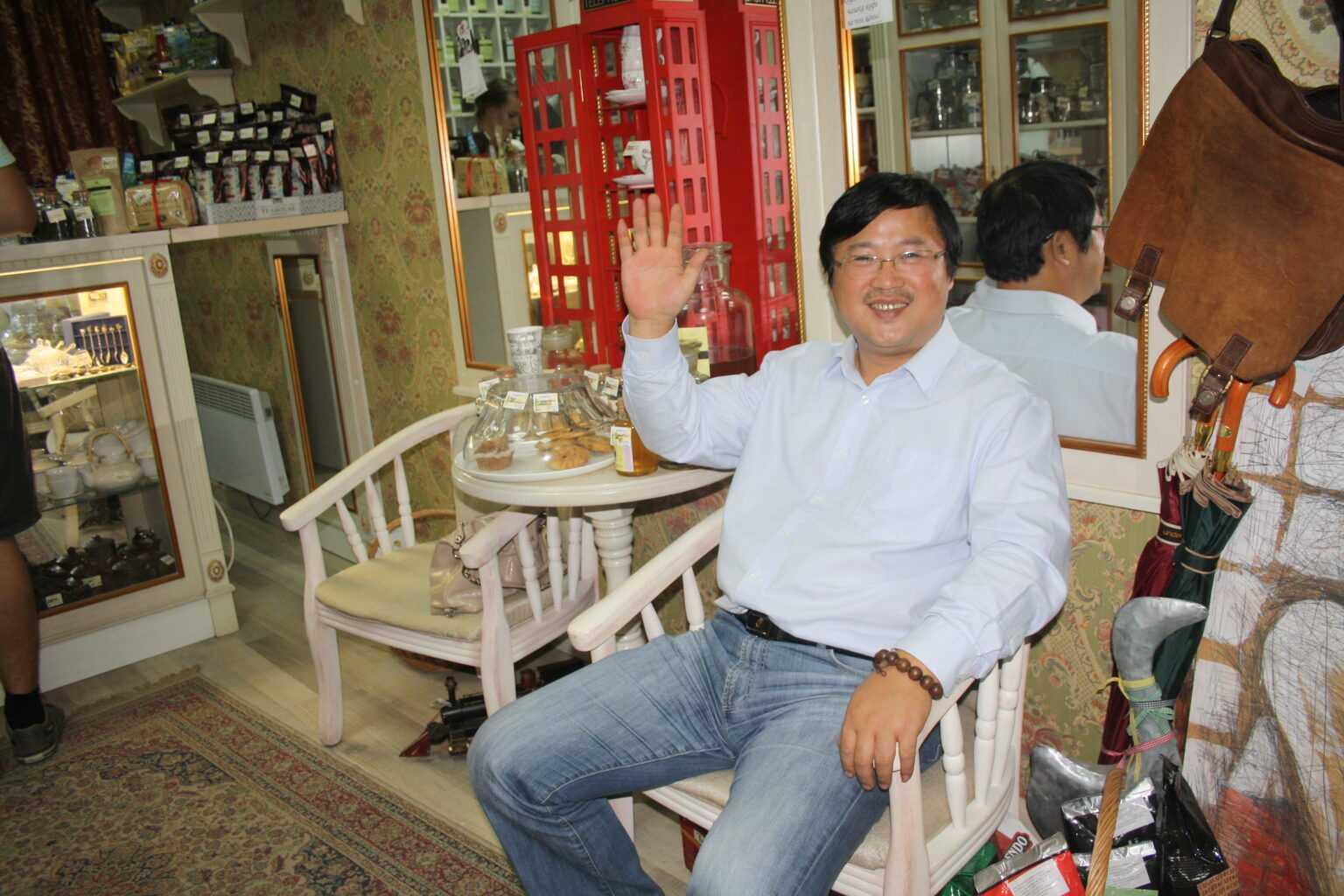 О китайских подделках, правилах хранения чая и многом другом