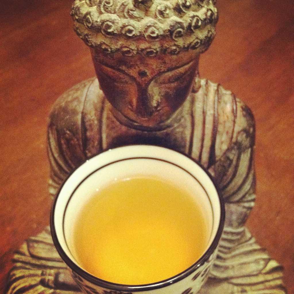 Священная Книга Чая