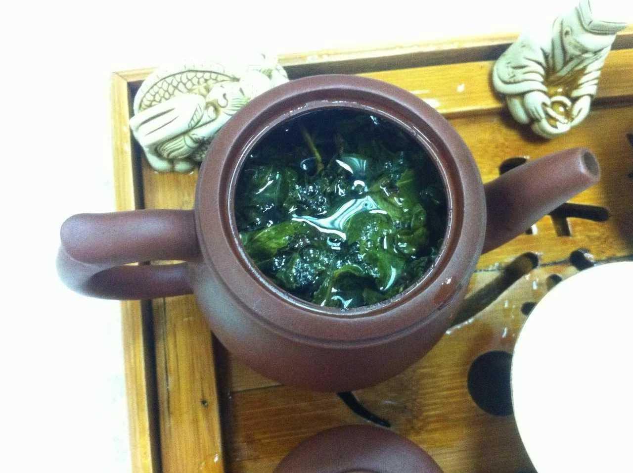 Волшебный тайваньский Гуй Хуа улун