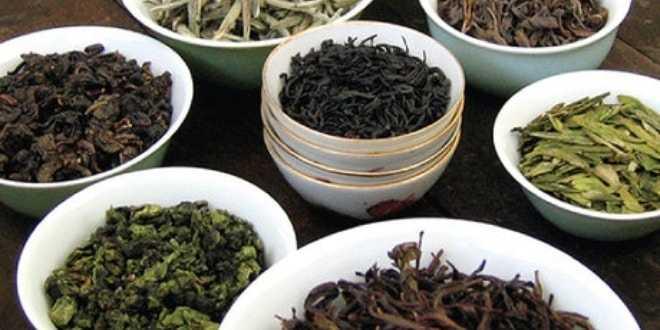 Такий унікальний китайський чай
