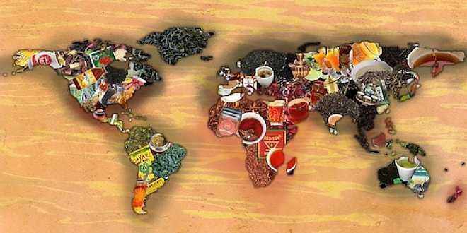 Чайна географія