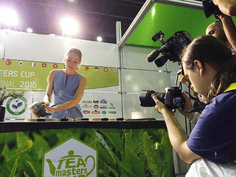 Tea Masters Cup International'2015