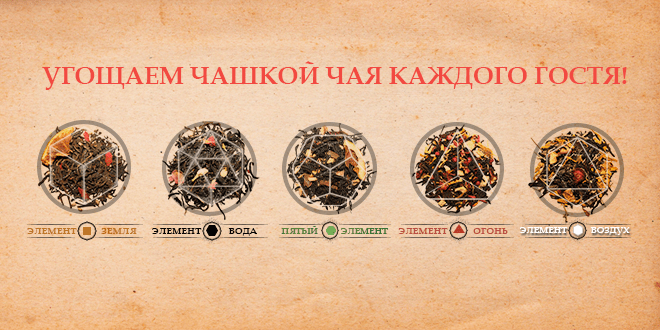 Всеукраїнський дегустаційний день в TEAHOUSE