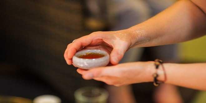 Искусство чайной медитации