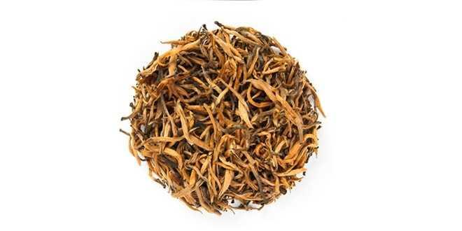 Червоний чай Дянь Хун Золоті бруньки