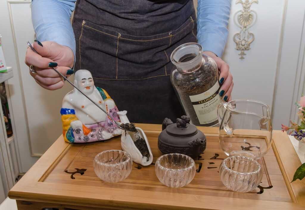 Як правильно заварювати чай. Лікнеп для HoReCa