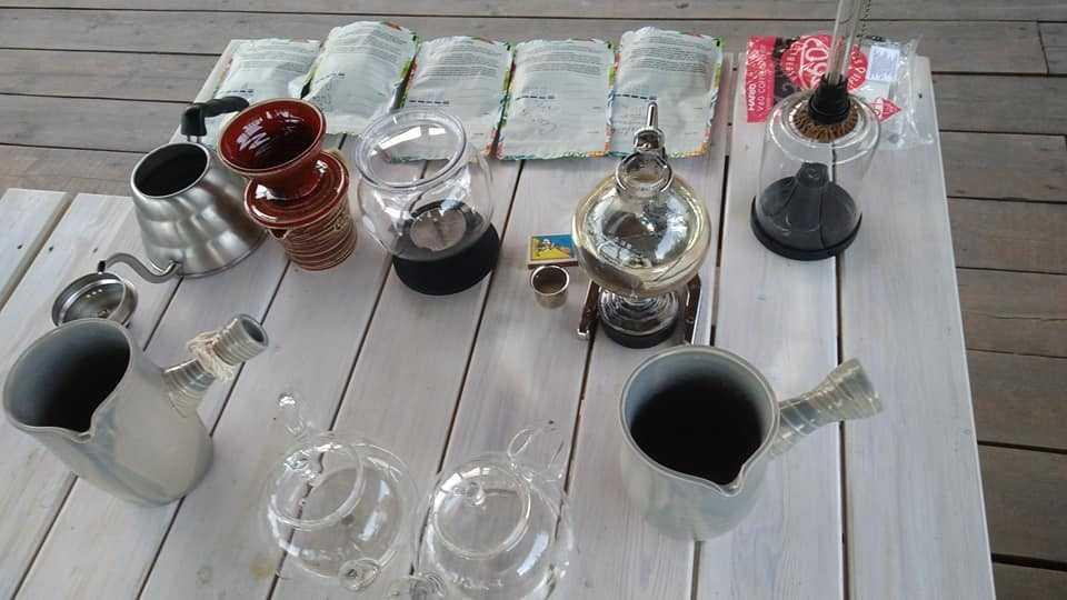Чайный май в Днепре