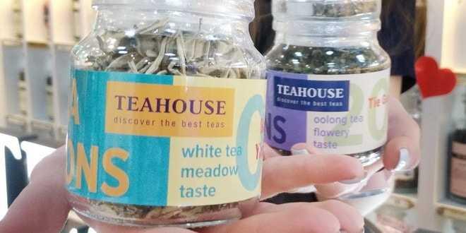 Зустрічайте — зіркова колекція чаїв Tea Icons