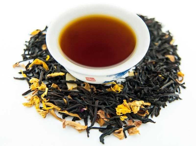 Осінні чаї від Teahouse
