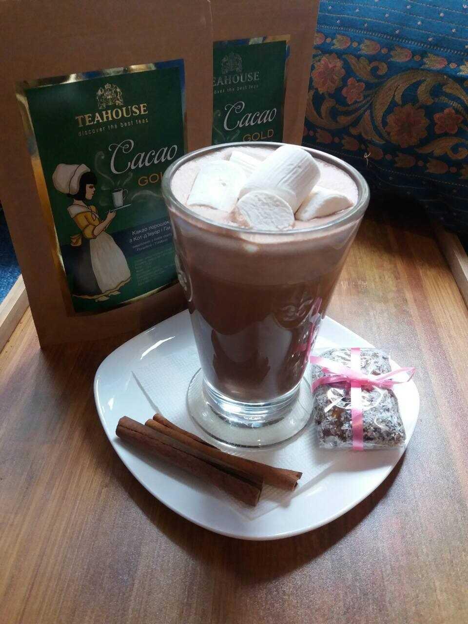 О пользе какао и нашем любимом поставщике