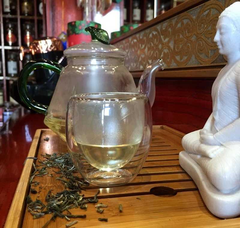 Що таке зелений чай?
