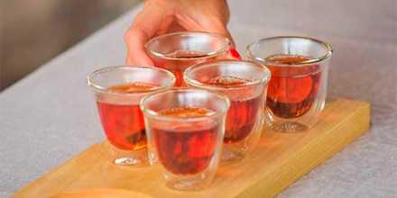 Чайное лето у Горбаня