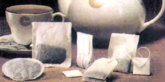 Кілька слів про чай в пакетиках