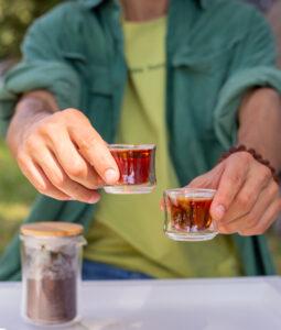 Чай черный органический Грузия сад Эцери №337